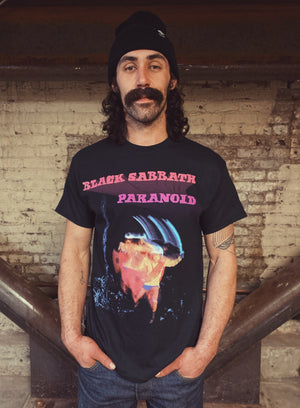 Load image into Gallery viewer, Black Sabbath Paranoid Tee