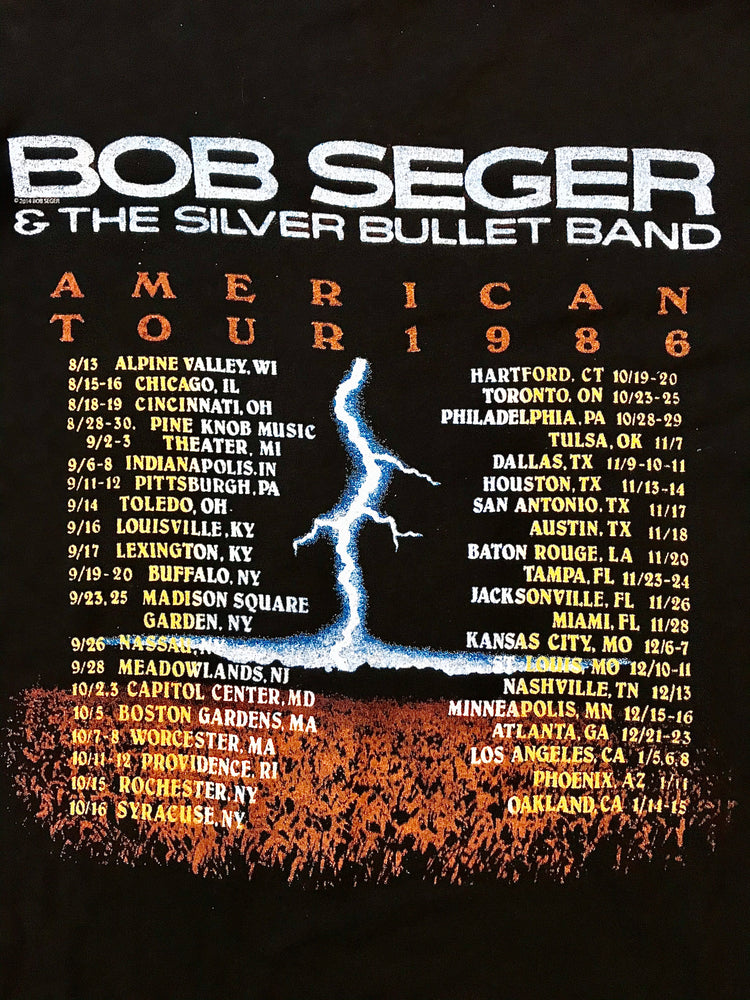 Load image into Gallery viewer, Bob Seger American Storm Tee