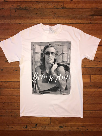 Bruce Springsteen Born To Run Tee