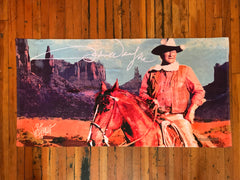 John Wayne Beach Towel