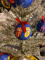 Rock Holiday Ornament