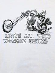 Leave Your Worries Behind Tee
