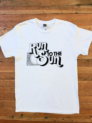 Load image into Gallery viewer, Run To The Sun Tee