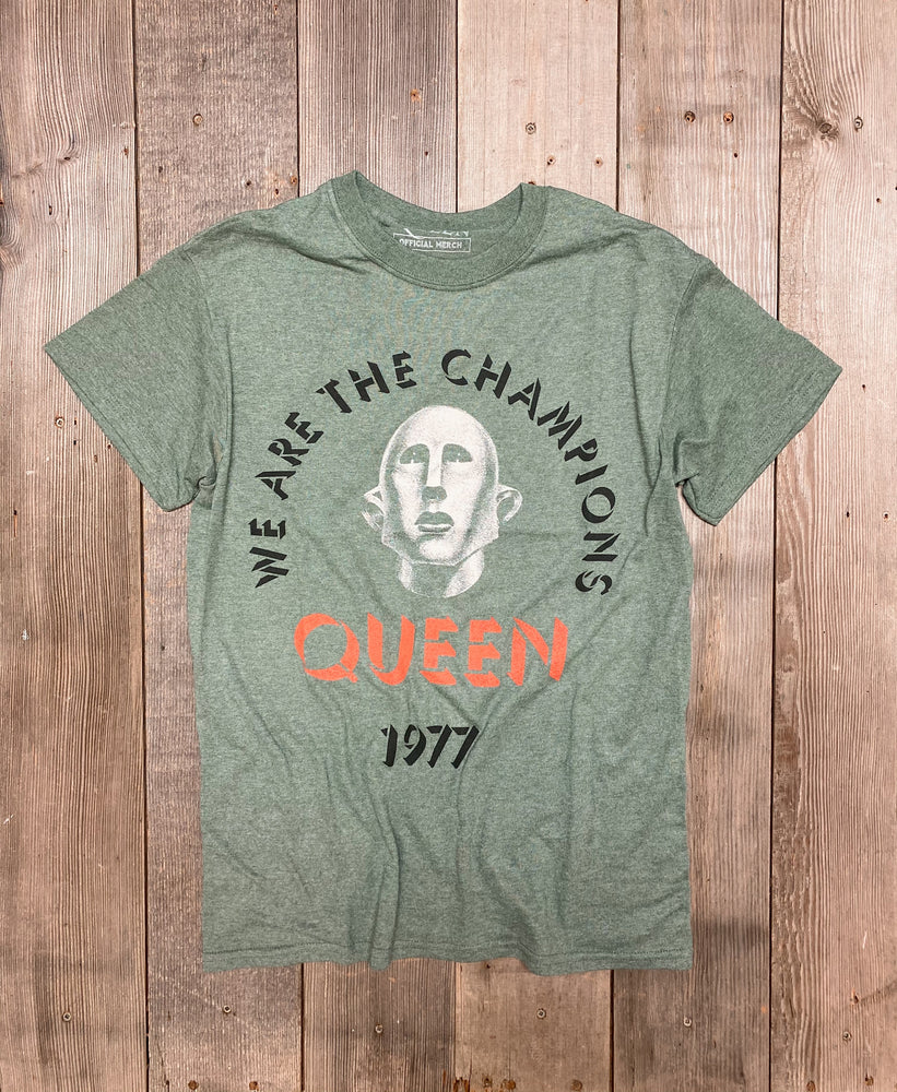 Queen We Are The Champions Tee