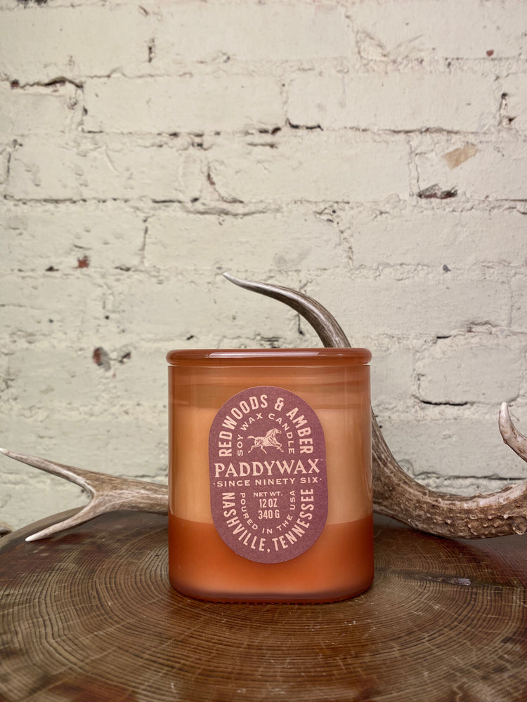Vista Redwoods & Amber Candle