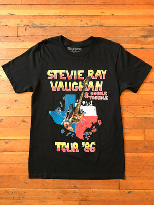 Load image into Gallery viewer, Stevie Ray Vaughan Tee