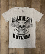 Willie Nelson American Outlaw Tee