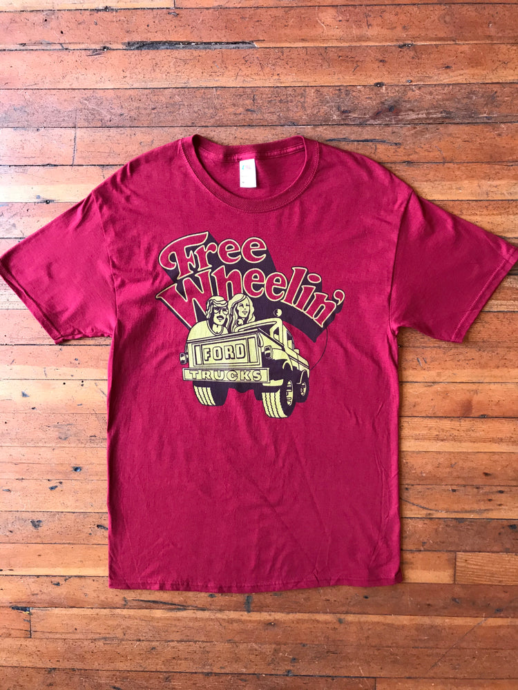 Ford Trucks Free Wheelin' Tee