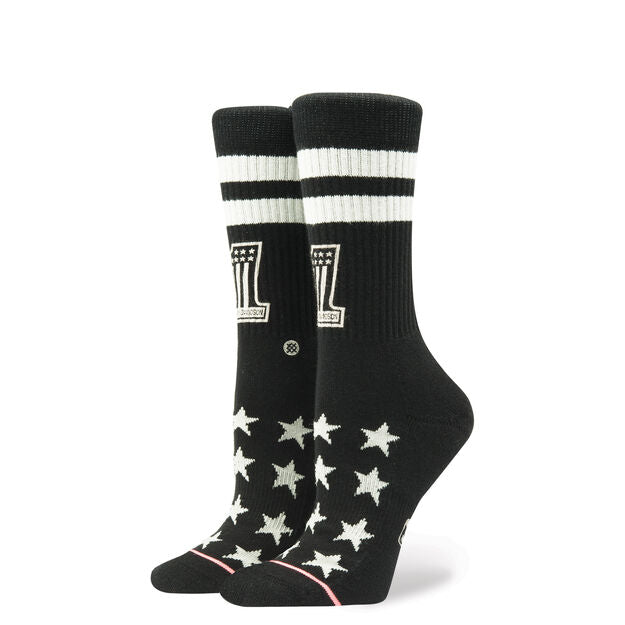 Load image into Gallery viewer, Harley Davidson Freedom Crew Socks