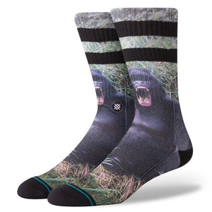 Load image into Gallery viewer, Gorilla Crew Socks