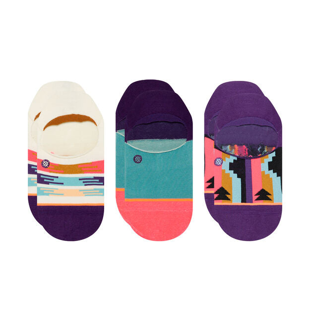 Haze Multi Pack Low Socks