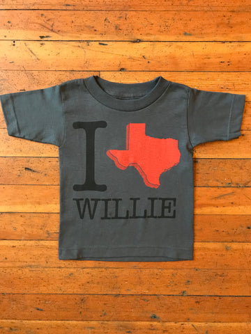 Kid's Texas Willie Tee
