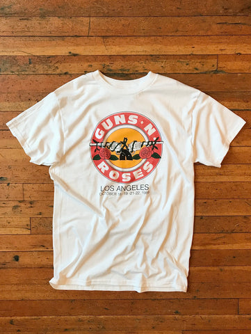 Guns N' Roses Los Angeles 1989 Tee