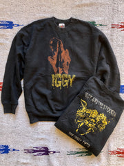 Vintage Iggy and the Stooges Sweatshirt Sz XL