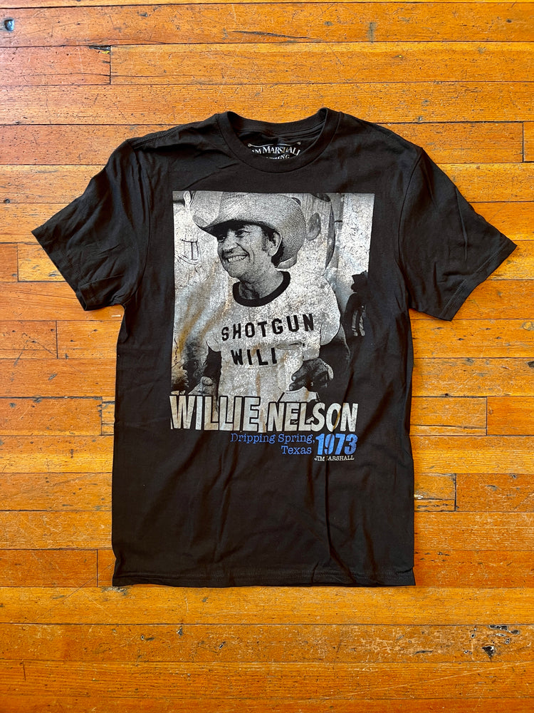 Load image into Gallery viewer, Willie Nelson Shotgun Willie Tee