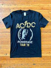 AC/DC Power Outage Tee