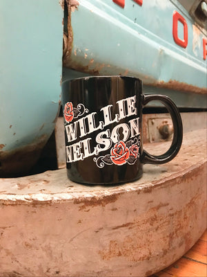 Load image into Gallery viewer, Willie Nelson Oversized Mug