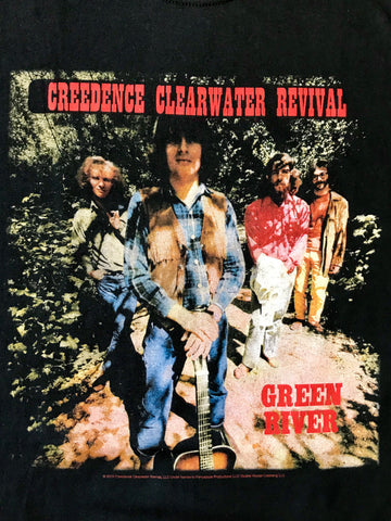 Creedence Clearwater Green River Tee