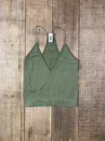 Sundown Ribbed Cami
