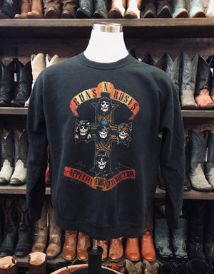 Load image into Gallery viewer, Guns N' Roses Sweatshirt Sz L