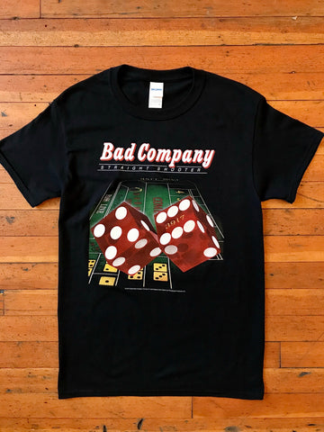 Bad Company Straight Shooter