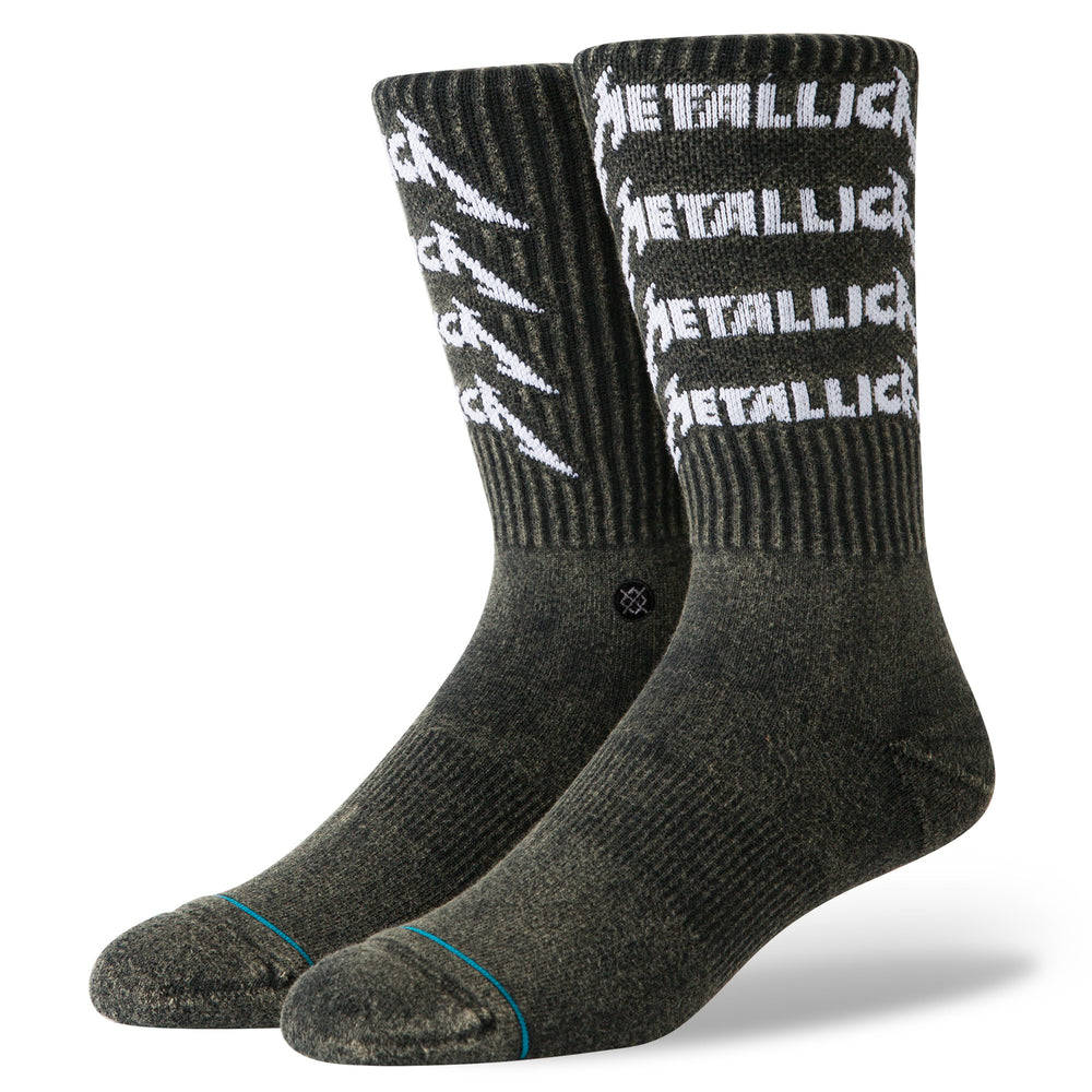 Load image into Gallery viewer, Metallica Stacked Socks