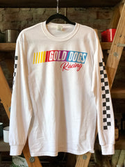 Gold Dogs Racing Tee