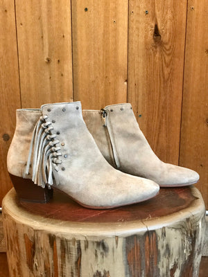 Load image into Gallery viewer, Sam Edelman Ankle Boot W Sz 7.5
