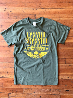 Load image into Gallery viewer, Lynyrd Skynyrd Dying Breed Tee