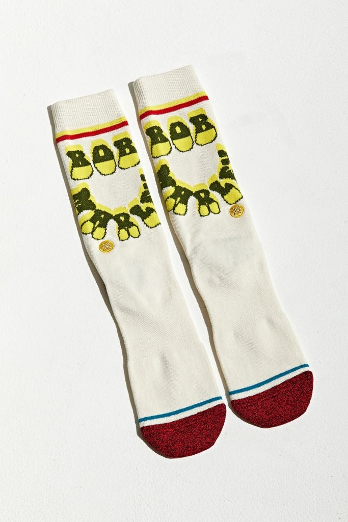 Bob Marley Nine Mile Socks