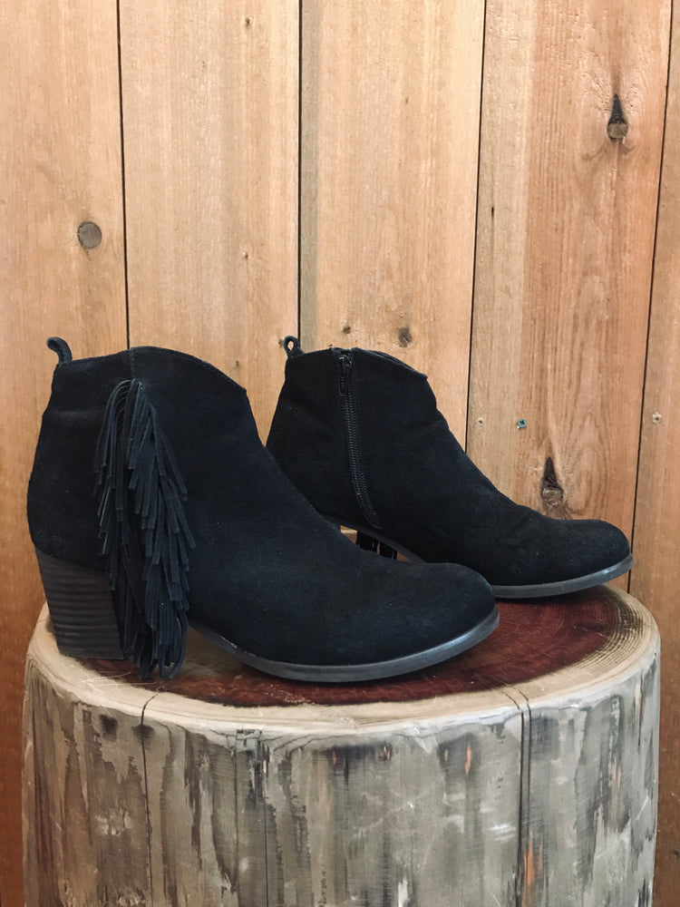 Matisse Ankle Boots W Sz 9.5