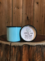 Alpine - Fresh Air and Sea Salt Candle