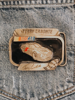 Load image into Gallery viewer, NASCAR Terry Labonte Belt Buckle