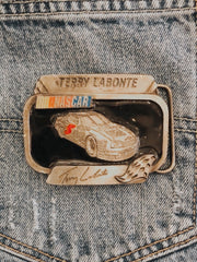 NASCAR Terry Labonte Belt Buckle