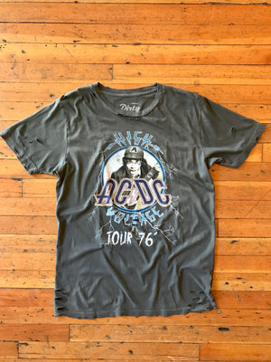 Load image into Gallery viewer, AC/DC Tour '76 Tee