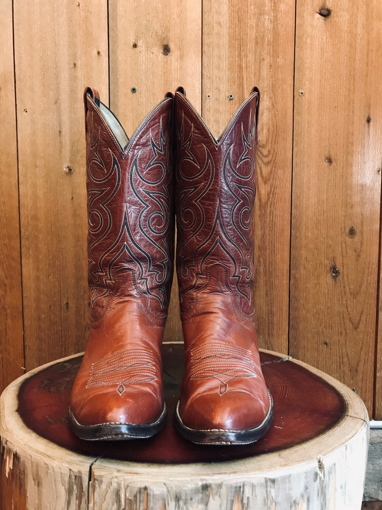Load image into Gallery viewer, Dan Post Cowboy Boots M Sz 10
