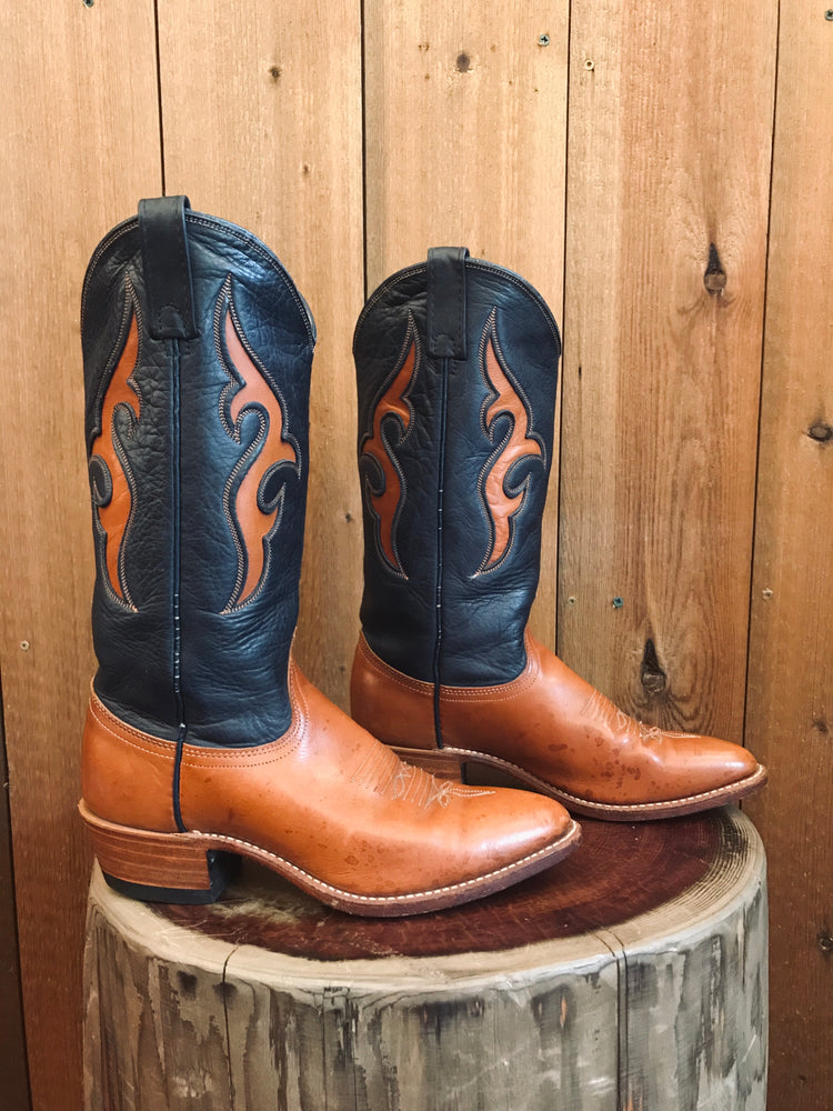 Load image into Gallery viewer, Dan Post Cowboy Boots W Sz 7.5
