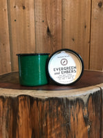 Alpine- Evergreen & Embers Candle