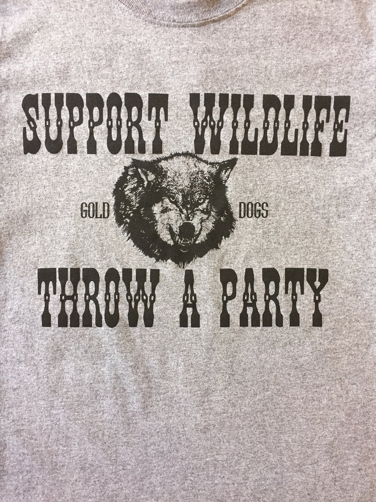 Support Wildlife Tee