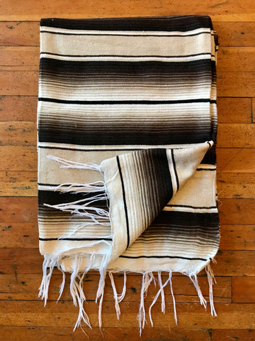 Tan Serape Blanket