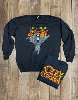 Vintage Ozzy The Ultimate Sweatshirt