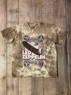 Load image into Gallery viewer, Led Zeppelin Zoso Tee