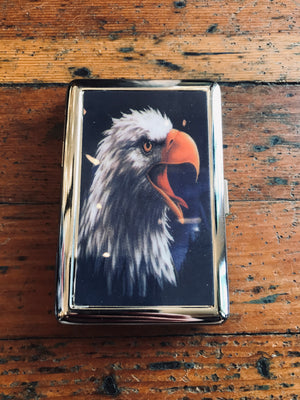 Screeching Eagle ID Case
