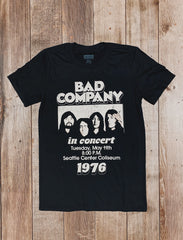 Bad Company In Concert '76 Tee