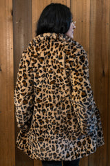 Ride With The Devil Faux Fur Coat