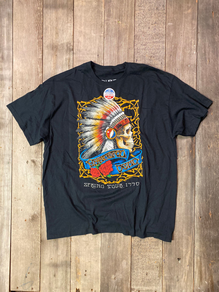 Load image into Gallery viewer, Grateful Dead Spring Tour '90 Tee