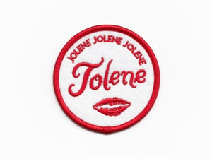 Jolene Country Music Patch