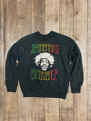 Load image into Gallery viewer, Vintage Jimi Hendrix Experience Sweatshirt