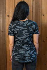 The Camo Pocket Tee