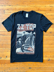 ZZ Top Three Men Tee